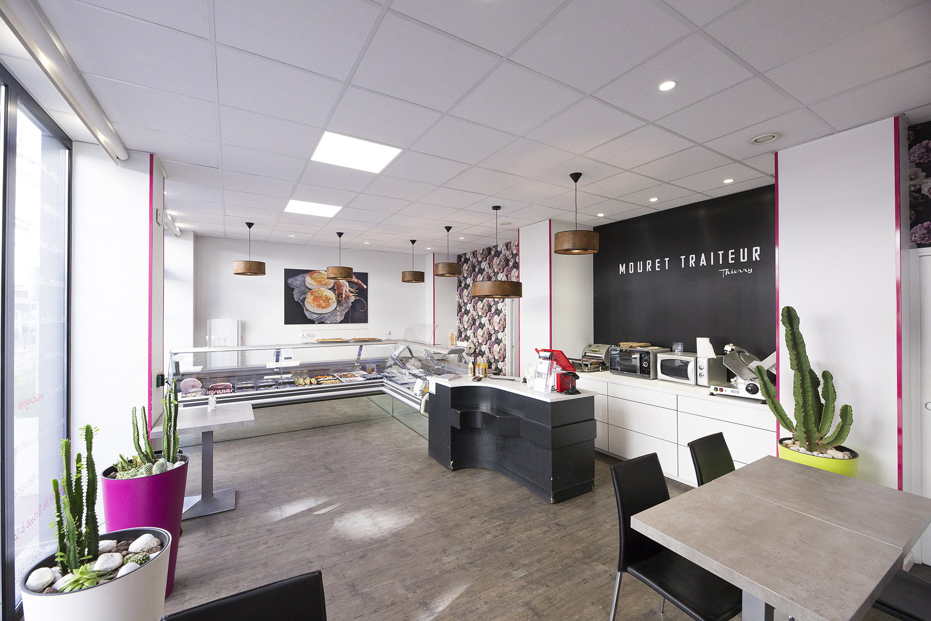 Boutique Mouret Traiteur Bourg-en-Bresse